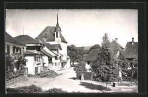 AK Greifensee, Ortspartie