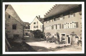 AK Beromünster, Gasthof Hirschen, erbaut 1536