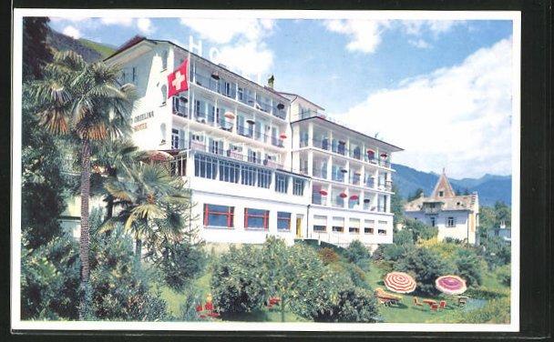 AK Orselina-Locarno, Hotel Orselina