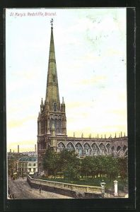 AK Bristol, St. Mary`s Redcliffe