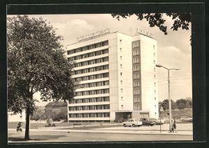 AK Erfurt, Hotel Tourist am Juri-Gagarin-Ring
