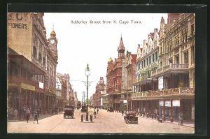 AK Cape Town, Adderley Street
