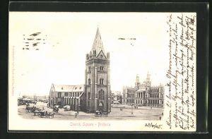 AK Pretoria, Church Square