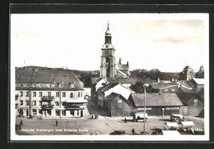 AK Falun, Fisktorget med Kristine kyrka