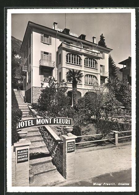 AK Orselina, Hotel Mont Fleurit