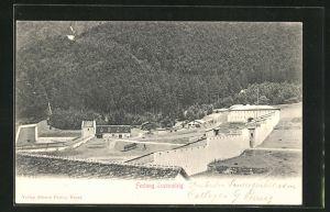 AK St. Luziensteig, Festung Luziensteig