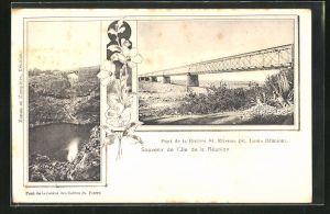 AK St. Louis, Pont de la Rivière St. Etienne