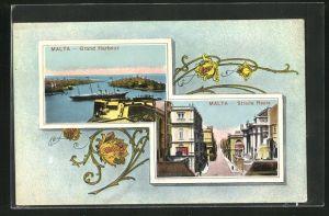 AK Malta, Grand Harbour, Strada Reale