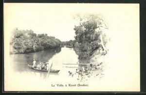 AK Kouri, La Volta a Kouri