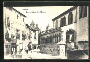 AK Segovia, Parroquia de San Martin