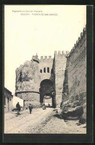 AK Segovia, Puerta de San Andrés