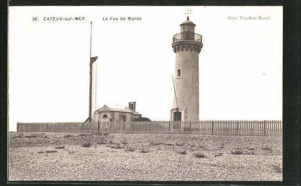 AK Cayeux-sur-Mer, Le Feu de Maree