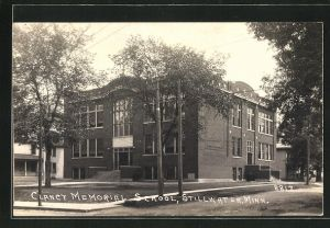 Foto-AK Stillwater, MN, Clancy Memorial School