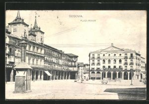 AK Segovia, Plaza Mayor
