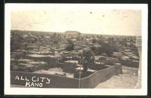 AK Kano, Blick über die Stadt
