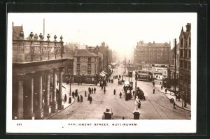AK Nottingham, Parliament Street