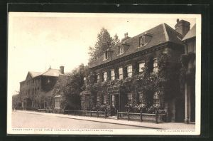 AK Statford-on-Avon, Mason Croft, Miss Marie Corelli`s House