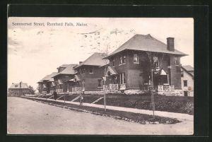 AK Rumford Falls, ME, Sommerset Street