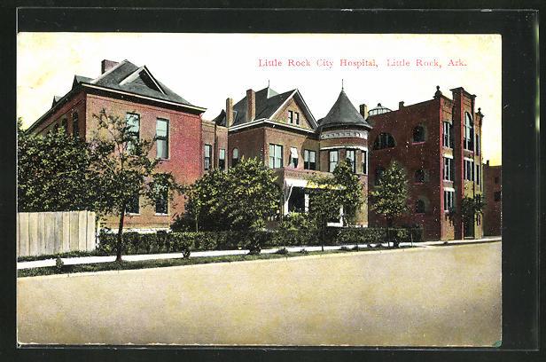 AK Little Rock, AR, City Hospital