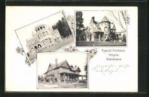 AK Portland, OR, Residences