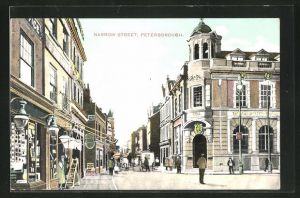 AK Petersborough, Narrow Street