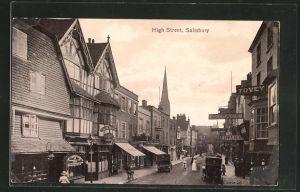AK Salisbury, High Street