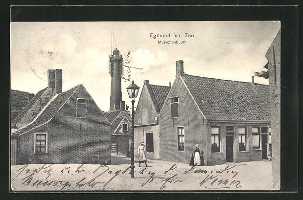 AK Egmond aan Zee, Musschenbuurt