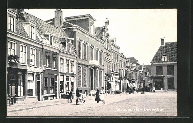 AK Deventer, Stroomarkt