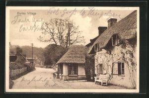 AK Burley Village, Ortspartie
