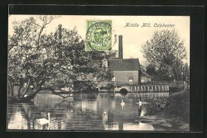 AK Colchester, Middle Mill