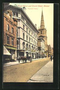 AK Bristol, Broad Street and Grand Hotel