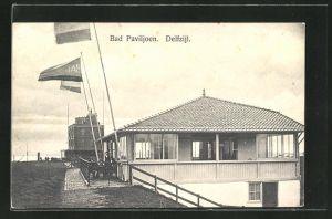 AK Delfzijl, Bad Paviljoen