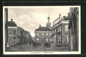 AK Winschoten, Langestraat