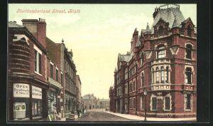 AK Blyth, Northumberland Street