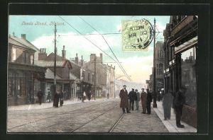 AK Nelson, Leeds Road
