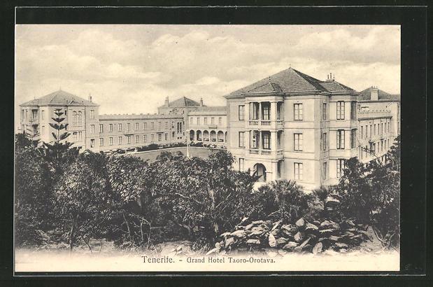 AK La Orotava, Grand Hotel Taoro 0