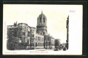AK Oxford, Christ Church West Front