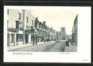 AK Stratford-on-Avon, Chapel Street