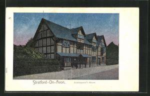 AK Stratford-On-Avon, Shakespeare House