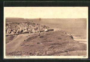 AK Sheringham, from Beeston Hill