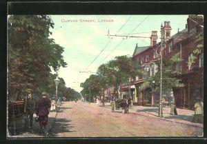 AK Lytham, Clifton Street