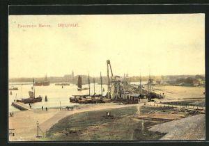 AK Delfzijl, Panorama Haven