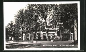 AK Paterswolde, Hotel De Twee Provincien