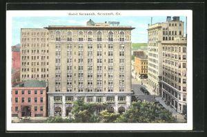 AK Savannah, GA, Hotel Savannah