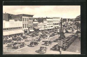 AK Middletown, CT, Shops on Main Street