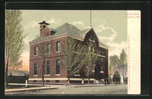 AK Houlton, ME, Before the Post Office