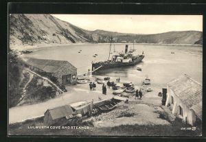 AK Dorset, Lulworth Cove and Steamer