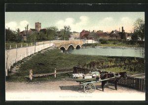 AK Ringwood, Ringwood Bridge, New Forest