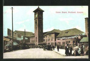 AK Portland, OR, Union Depot