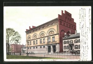AK New Haven, CT, Yale College, The Gymnasium